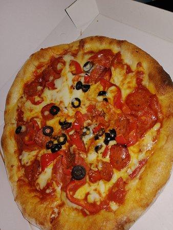 Harpos Pizza Leeds Menu Prices Restaurant Reviews