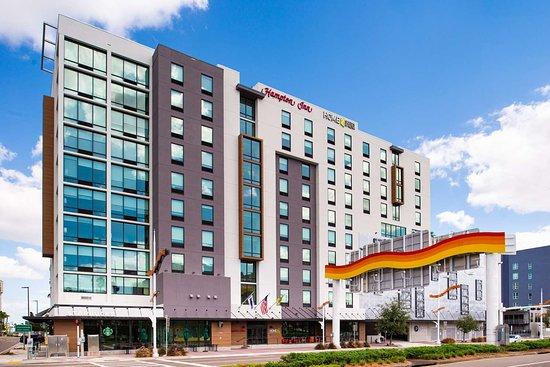 Hampton Inn Tampa Downtown Channel District Hotel