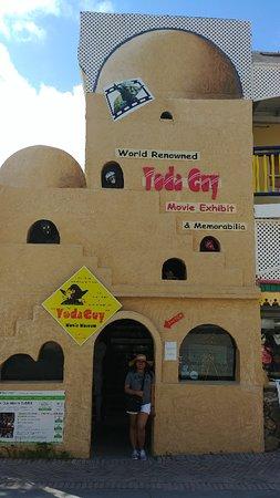 Yoda Guy Movie Exhibit Tour Ticket in St Maarten – snímka