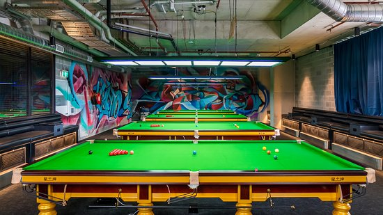 CityHeroes Pool & Billiards