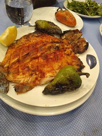 Balık keyfi Malatya Ali dayının yeri
