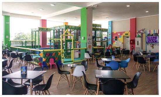 Tolino's Playground
