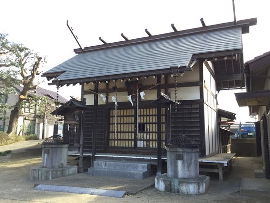 Magome Temmangu Shrine