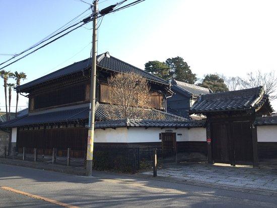 渡辺勘左衛門邸