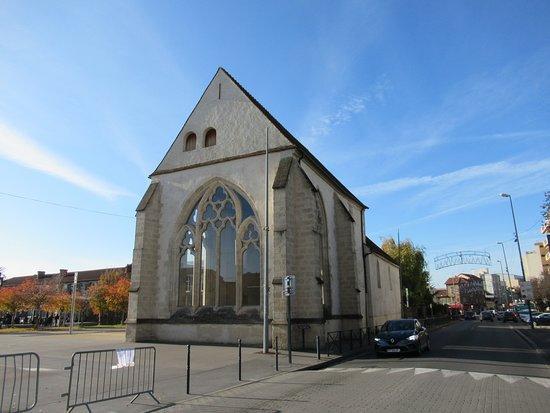 Anciennes églises Saint-Georges et Sainte-Croix