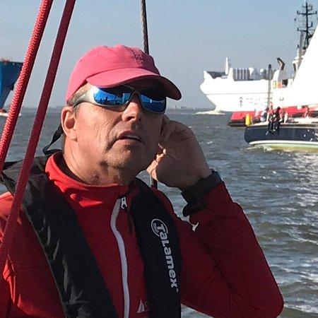 Marco van Dijke - schipper SailForce