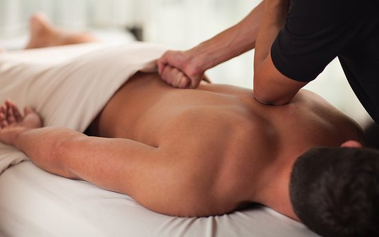Massage Therapist Pablo Gonzalez