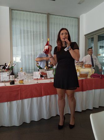Cheese & Wine Presentation, with Judid.