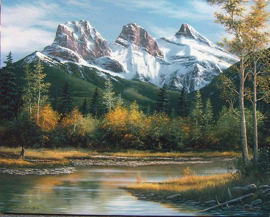 Art Country Canada Canmore Gallery