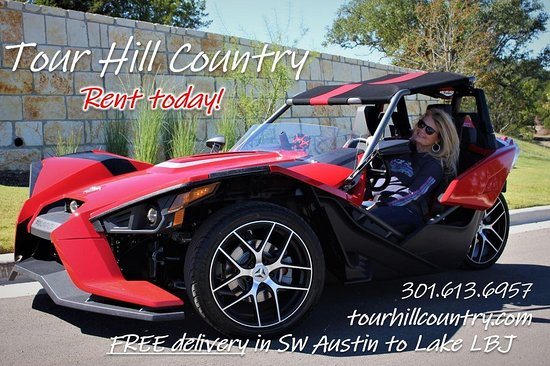 Tour Hill Country