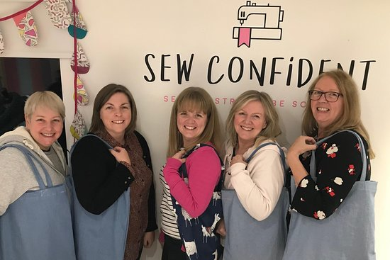 Sew Confident Dundee