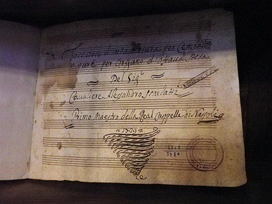 Biblioteca del Conservatorio di Musica Vincenzo Bellini