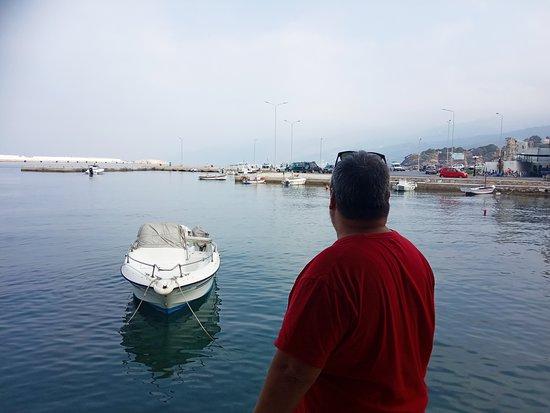 Evdilos, Yunanistan: Από το Λιμανάκι στο Νέο Λιμάνι