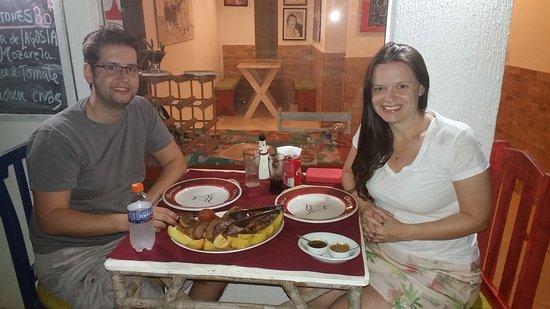 Nifu-Nifa Spanish Steakhouse: NIFÚ-NIFÁ STEAKHOUSE - Avda. dos Arrecifes - SMGosotoso -