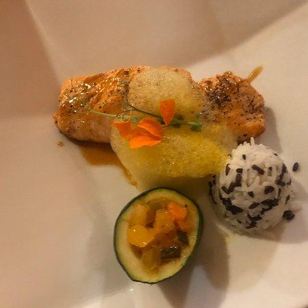 Heute waren wir wieder im Tagoro zum Abendessen, wie immer hervorragend.Unsere Bekannten waren begeistert und werden sicherlich auch wieder hingehen.