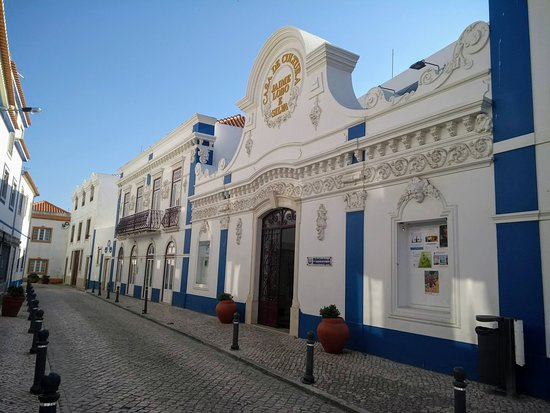 Casa da Cultura Jaime Lobo e Silva