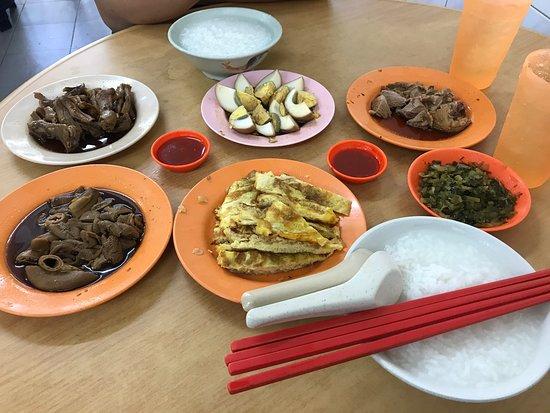 Classic Teochew Porridge