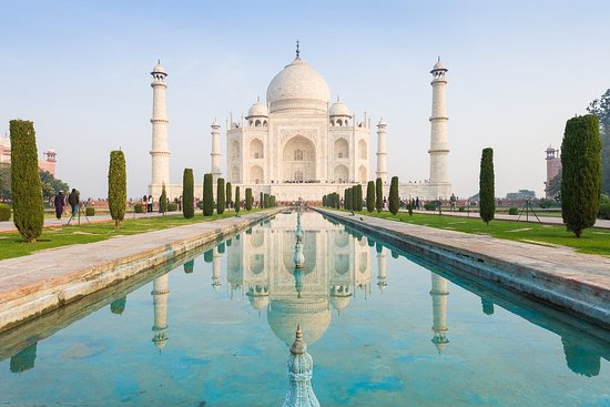 Luxury Taj Mahal Tours