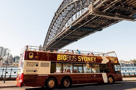 Big Bus Sydney and Bondi Hop-on...
