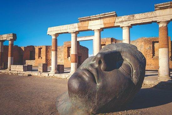 Napoli e Pompei: Tour di un giorno da