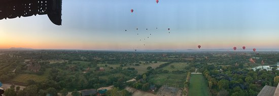 Bagan Private Tour: Panorama