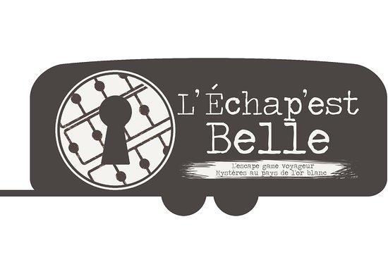 Guerande, Francúzsko: Logo de L'échap'est belle