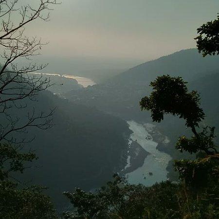 Beautiful ganga view  😋