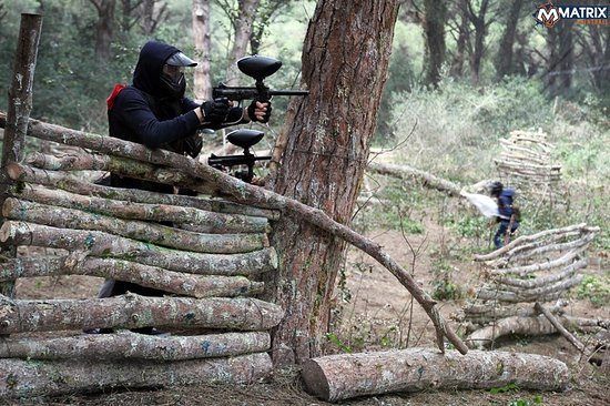 Matrix Paintball