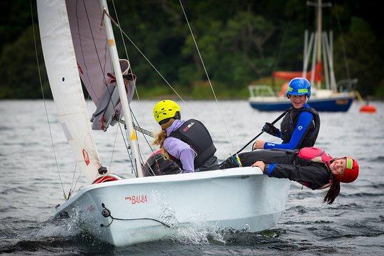 Ullswater Sailing School