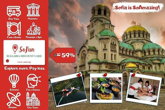 SoFun Bulgarije kortingskaart