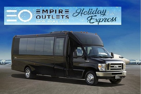 New York City's Empire Outlets Holiday ...