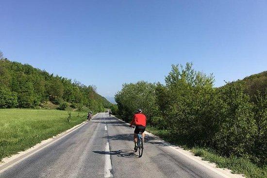 Lake Ohrid fietstocht