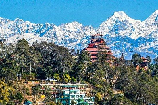 Kathmandu landsbygdsvandring