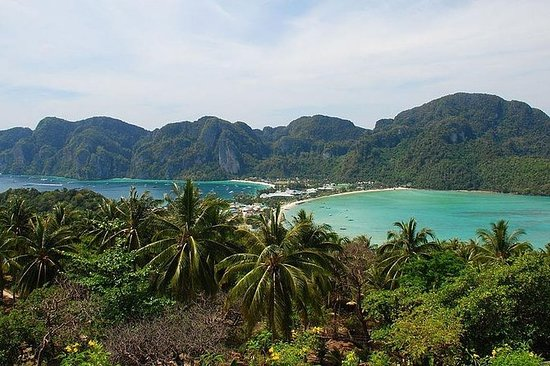 One Day Phi Phi-eilanden Tour per grote ...