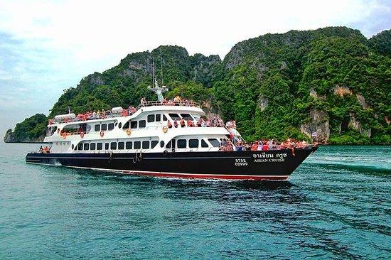 Phi Phi-eilanden Snorkeltour door Phi ...