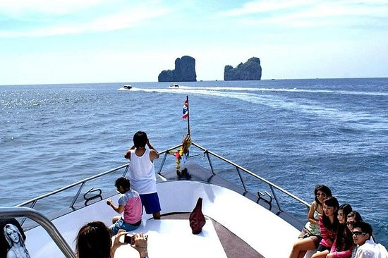 Phi Phi-eilanden VIP-tour per grote ...