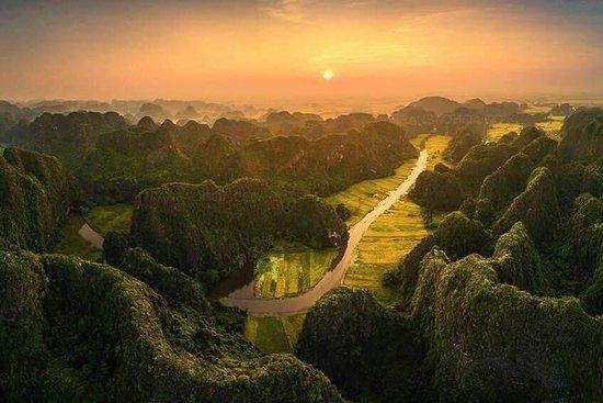 Memorabele Ninh Binh-dagtrip vanuit ...
