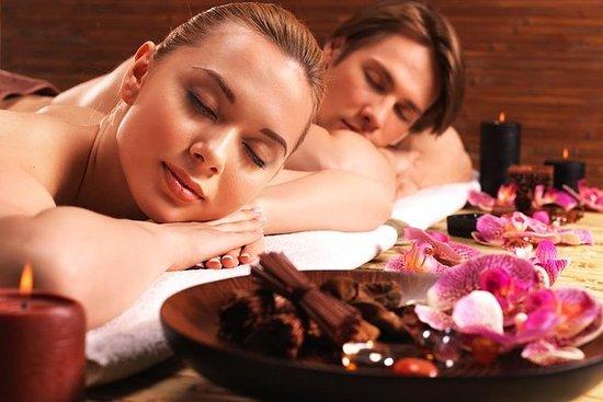 Masaje relajante para parejas cerca...