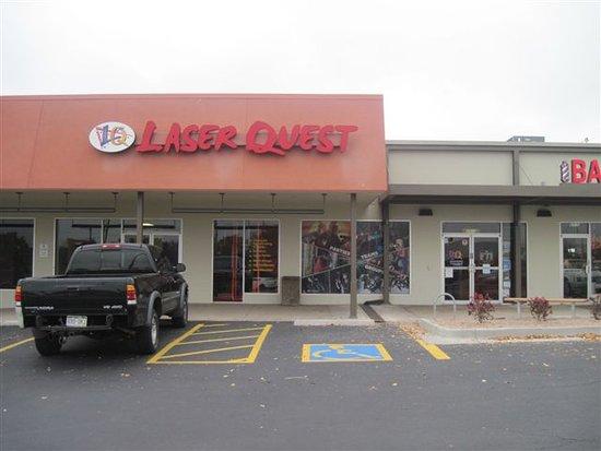 Laser Quest Denver