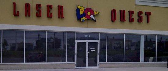 Laser Quest Kitchener