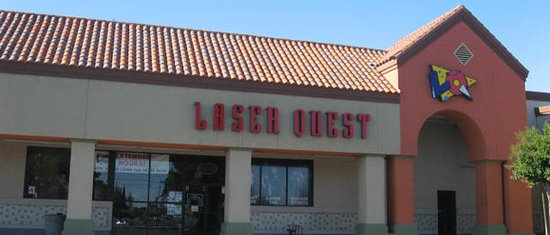 Laser Quest Modesto