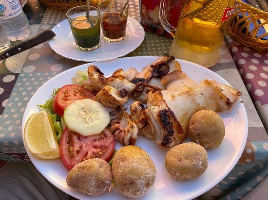 imagen Restaurante Brenusca en San Sebastián de la Gomera