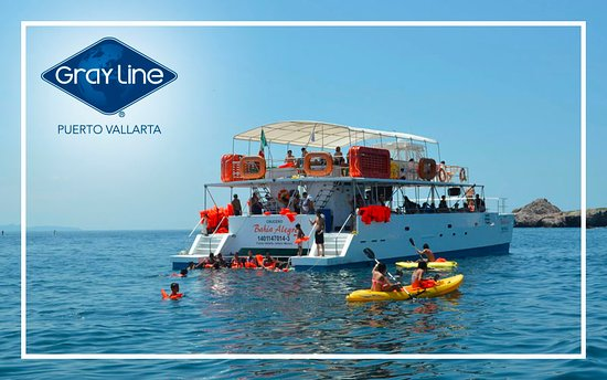 "Get ready to party and discover Vallarta, book now ""Marietas Activity"""