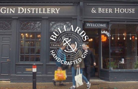 Bullards Gin