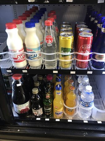 Menands, Нью-Йорк: Soda ve ayran çeşitleri, sodas, buttermilk