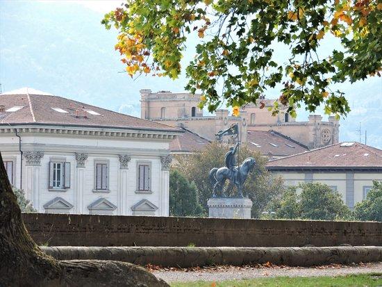 Monumento Equestre di Piazzale Risorgimento