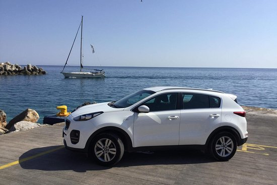 Sailing Exploring & Driving Creta