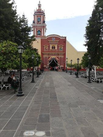 iglesia de Santa Maria de Tonantzintla
