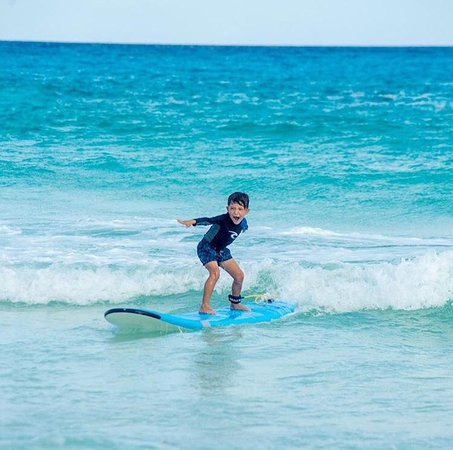 surf kids lessons