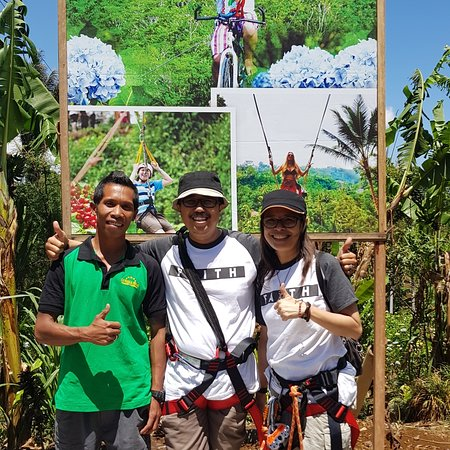 Skybike and outbound Wanagiri